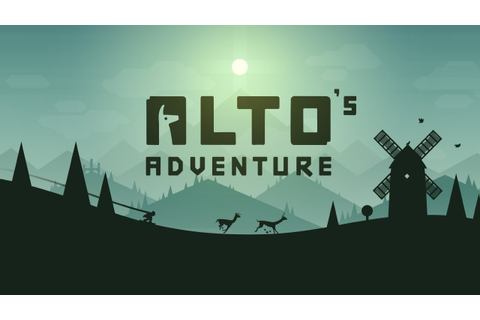 Alto's Adventure - Google Play Trailer - YouTube