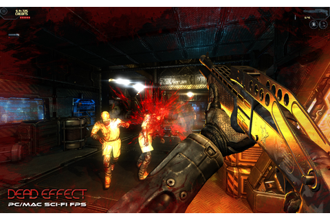 Download Dead Effect Full PC Game