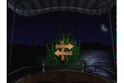 The Lion King - Virtual Safari Boat Tour - YouTube