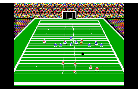 4. JOHN MADDEN FOOTBALL (Apple II | 1988) | The 10 most ...