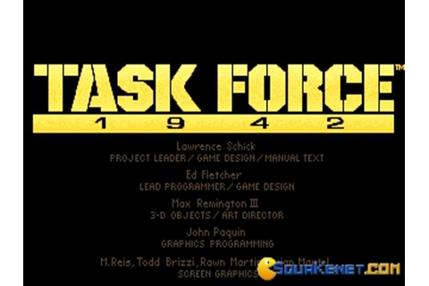 Task Force 1942 download PC