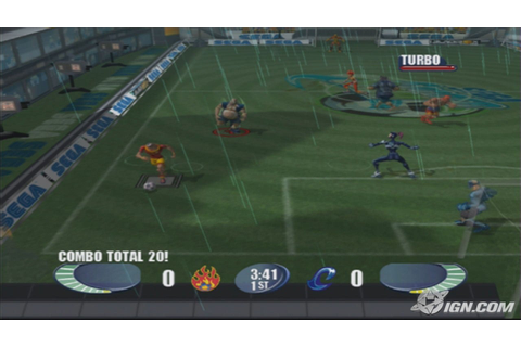 SEGA Soccer Slam Screenshots, Pictures, Wallpapers - Xbox ...