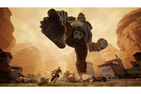Extinction Hands-On Preview - Attack On Ogre