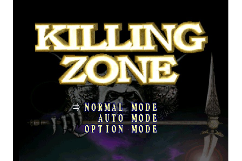 VGJUNK: KILLING ZONE