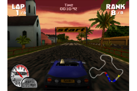 Play Roadsters Sony PlayStation online | Play retro games ...