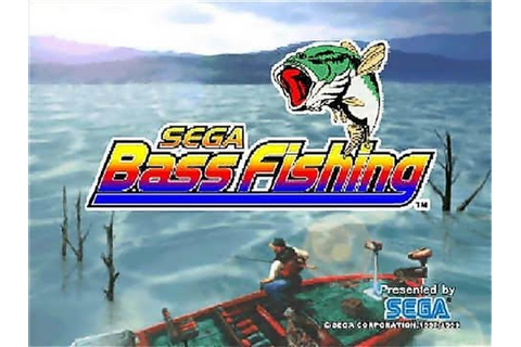 The Best Game Ever? (Sega Bass Fishing) - YouTube