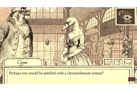 Screenshots zu Aviary Attorney: Alles zum Adventure-Spiel ...