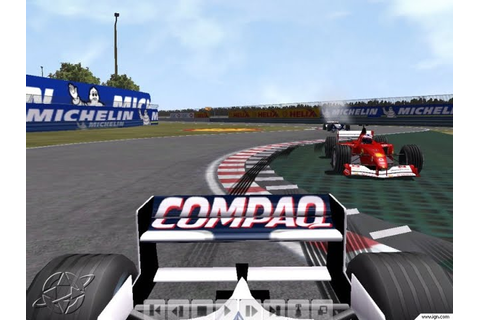 Free Games 4 You: Formula One (Game/2002)