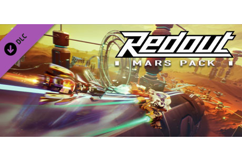 Redout - Mars Pack on Steam