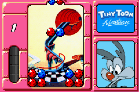 Tiny Toon Adventures: Wacky Stackers Download Game ...