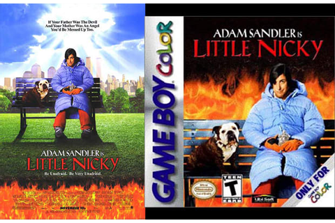 Little Nicky [Movie] 2000 - The 50 Worst Video Games ...