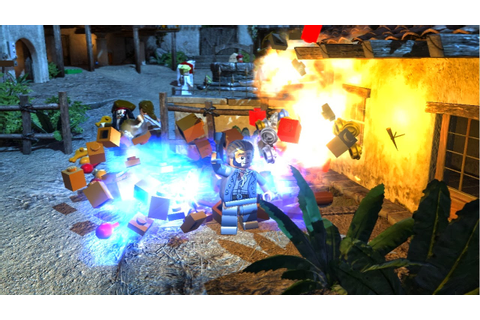 Free Download LEGO: PIRATES OF THE CARIBBEAN PC Games ...