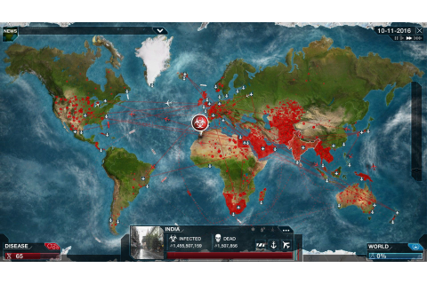 Plague Inc. - Award Winning Strategy Game from Ndemic ...