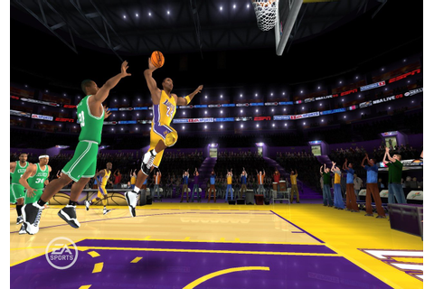 NBA Live 09 All-Play (Wii) News, Reviews, Trailer ...