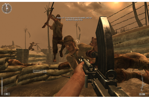 Medal of Honor: Pacific Assault (Windows) - My Abandonware