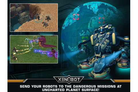 Xenobot. Battle robots. - Apl Android di Google Play