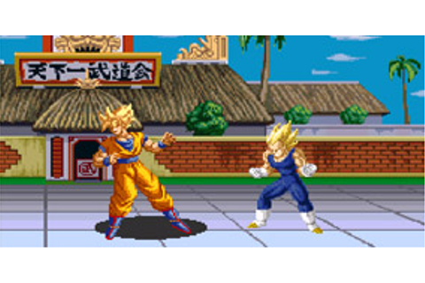 Play Dragon Ball Z/GT/Kai/Super Games Online - DBZGames.org
