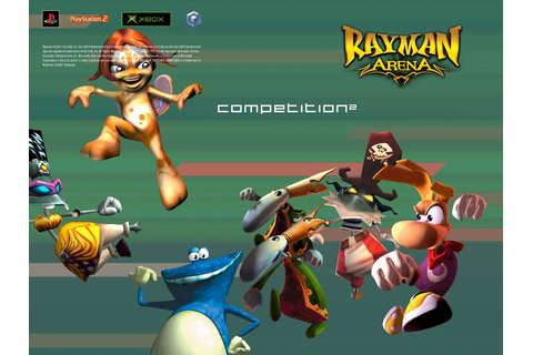 Rayman Arena ISO