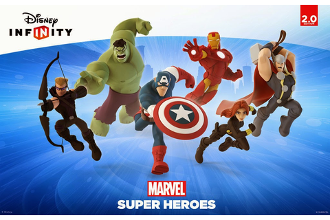 Idle Hands: Disney Infinity: Marvel Super Heroes