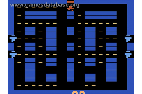 Lock 'n' Chase - Atari 2600 - Games Database