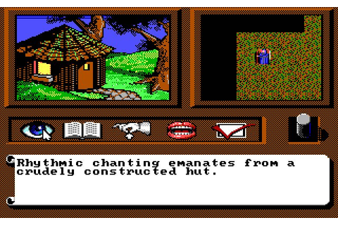 Download Tangled Tales rpg for DOS (1989) - Abandonware DOS