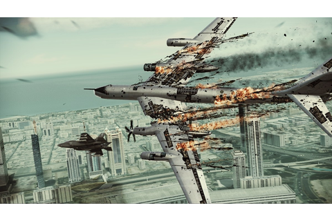 Ace Combat Assault Horizon Download for PC ~ Games Nulled