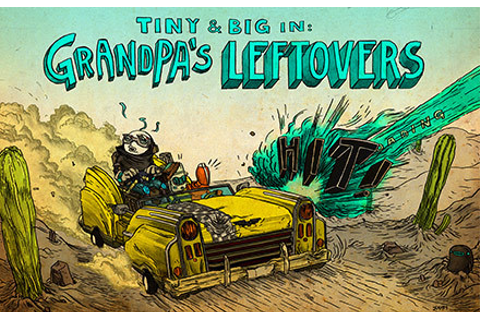 Tiny & Big in GrandPa's Leftovers | macgamestore.com