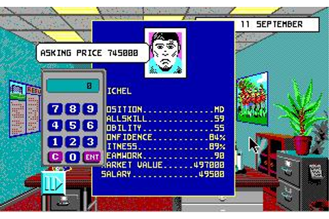 European Superleague Download (1991 Sports Game)