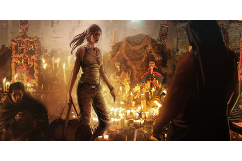 Shadow of the Tomb Raider Details, Concept Art, Screenshots