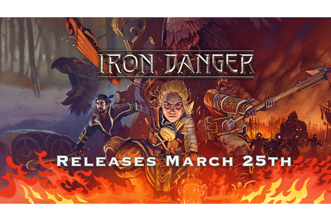 Iron Danger launches March 25 for Steam | Game-Cheats.co.uk