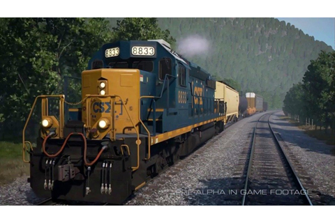 Train Sim World: CSX Heavy Haul - PC - gamepressure.com