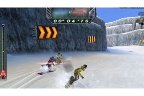 USA WiiWare Update: Snowboard Riot & Lonpos - Nintendo Life