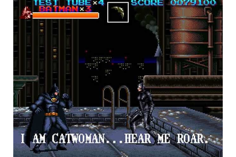The Games Of Christmas: Batman Returns (Super Nintendo)