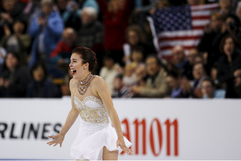 America Ends Medal Drought at World Figure Skating ...