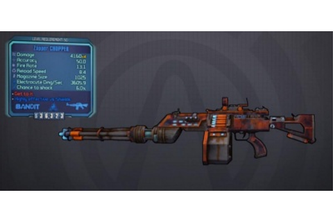 Borderlands 2: Zapper Chopper - Orcz.com, The Video Games Wiki