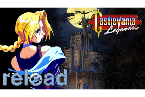 RELOAD - Episode 42 : Castlevania Legends (Game Boy) - YouTube