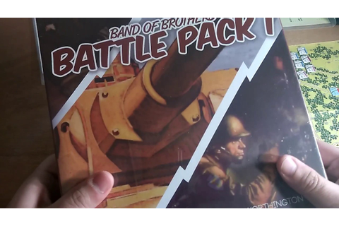 Unboxing Band of Brothers Battle Pack #1 by Worthington ...