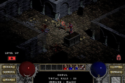 Read the original pitch for classic video game Diablo ...