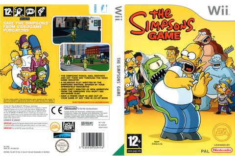 RSNP69 - The Simpsons Game