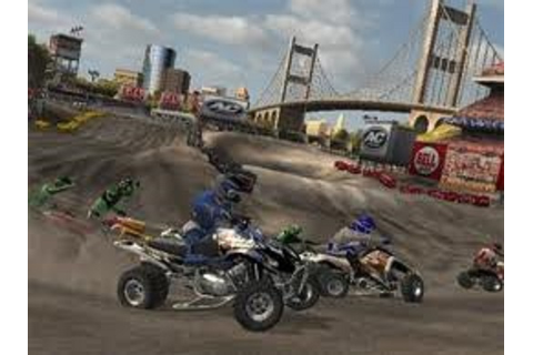 ATV Offroad Fury Sony Playstation 2 Game