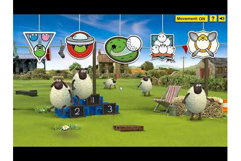 Shaun the Sheep Championsheeps Games - YouTube