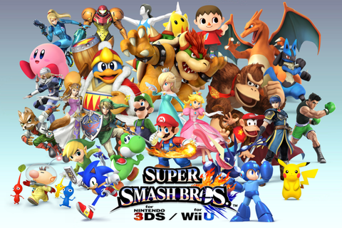 Super Smash Bros. (Video Game Review) - BioGamer Girl