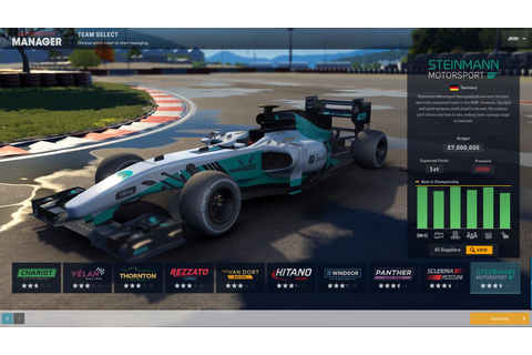 Motorsport Manager [Steam CD Key] for PC, Mac and Linux ...