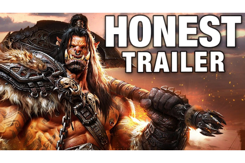WORLD OF WARCRAFT (Honest Game Trailers) - YouTube