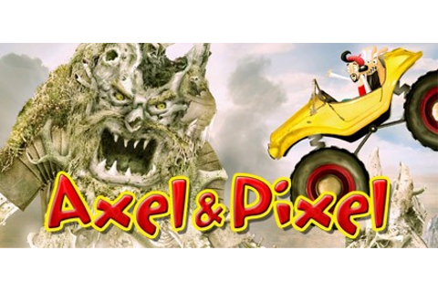 Steam Community :: Group :: Axel & Pixel