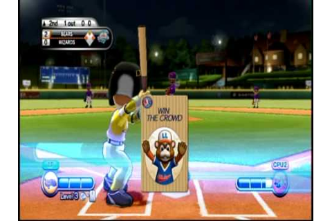 Little League® World Series Baseball 2009 (Nintendo Wii ...