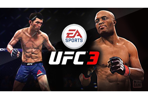 Image #1 EA Sports UFC 3 sur PS4, Xbox One @JVL