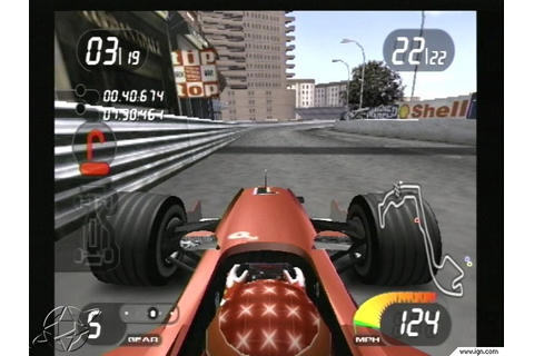 Formula One 2001 PS2 ISO – PPSSPP PS2 APK Android Games ...