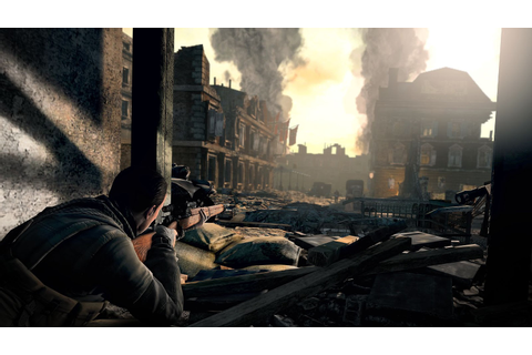 Sniper Elite V2 Game Free Download Full PC Game