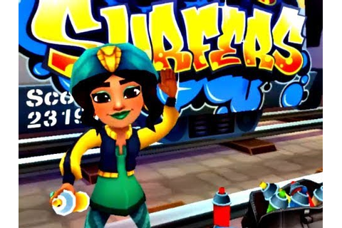 Games for Kids Subway Surfers Shanghai playthrough #66 ...